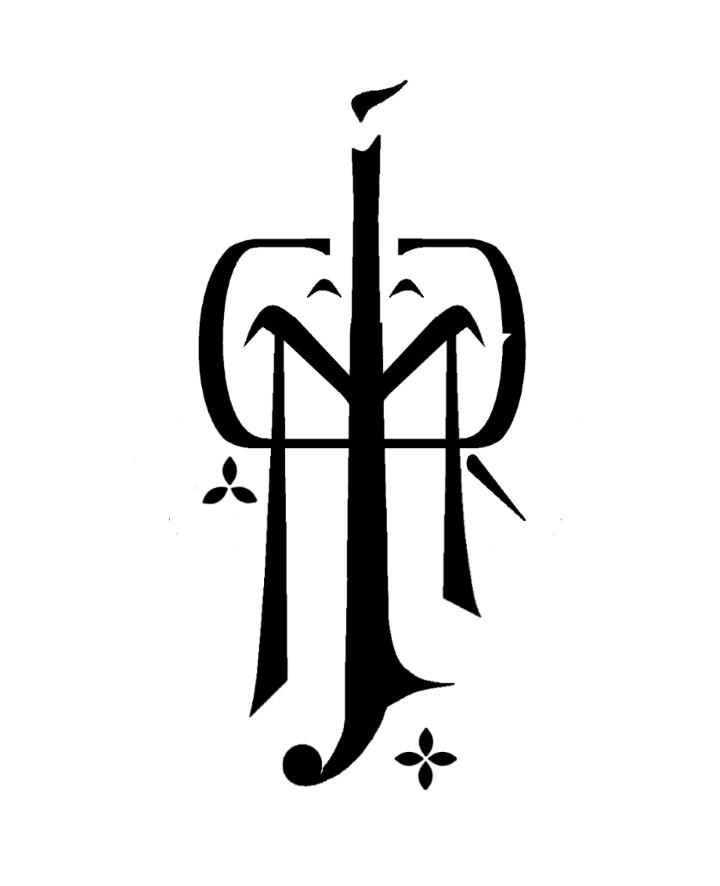 Monograms Ambigram And Compass Rose Coscomomo